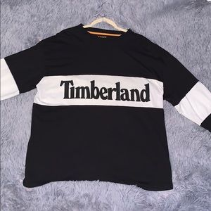 Long Sleeve Timberland Shirt